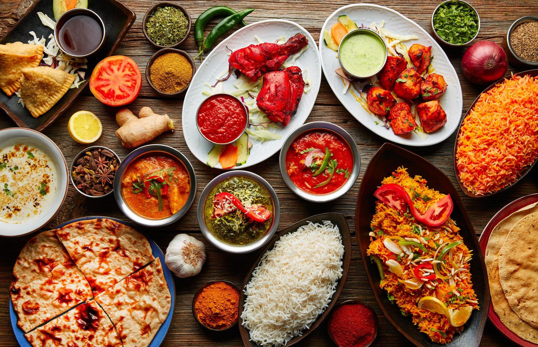 OM indická a nepálská restaurace Žďár nad Sázavou